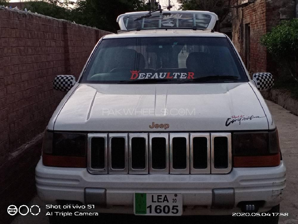 Jeep Cherokee Country Limited 1997 Image-1