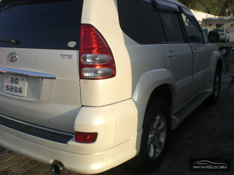 Toyota Prado TX Limited 2.7 2006 Image-4