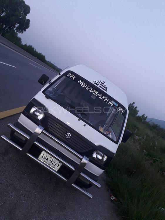 Suzuki Bolan VX 1985 Image-1