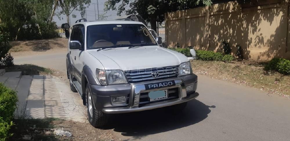 Toyota Prado TZ G 3.4 2000 Image-1