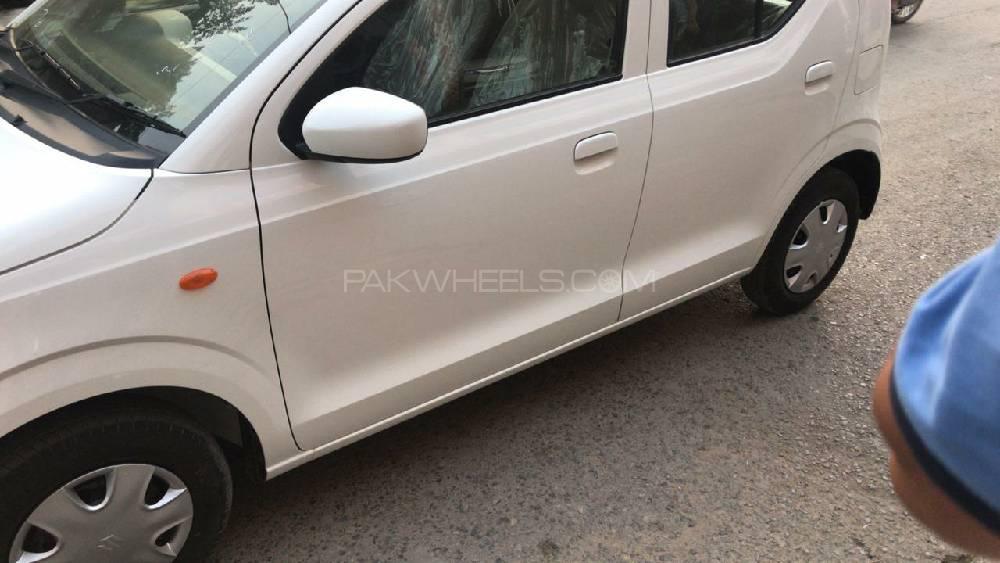 Suzuki Alto VXL 2019 Image-1