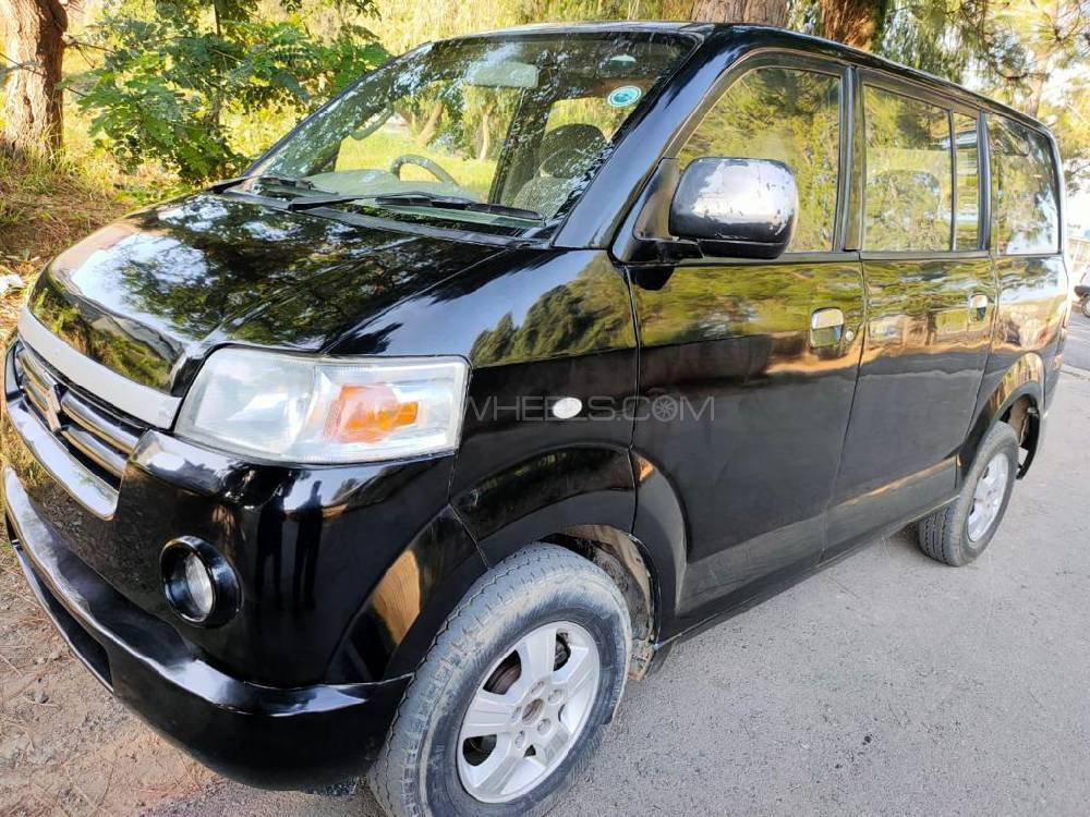 Suzuki APV GLX (CNG) 2005 Image-1