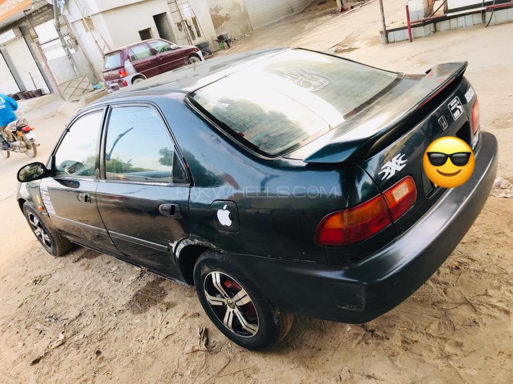 Honda Civic 1995 Image-1