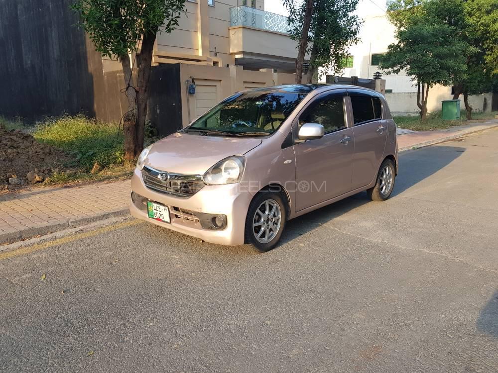 Daihatsu Mira X 2013 Image-1