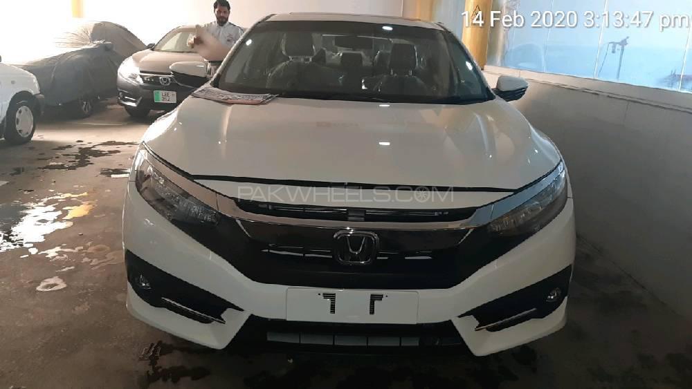 Honda Civic Oriel 1.8 i-VTEC CVT 2020 Image-1