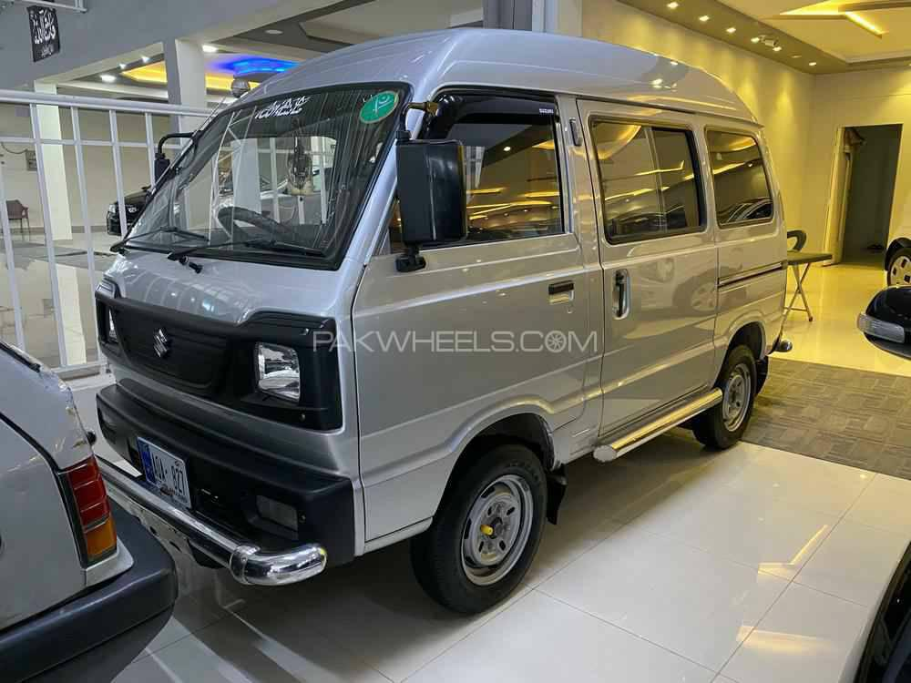 Suzuki Bolan VX Euro II 2020 Image-1