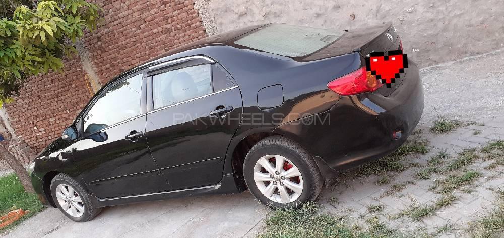 Toyota Corolla Altis 1.8 2008 Image-1