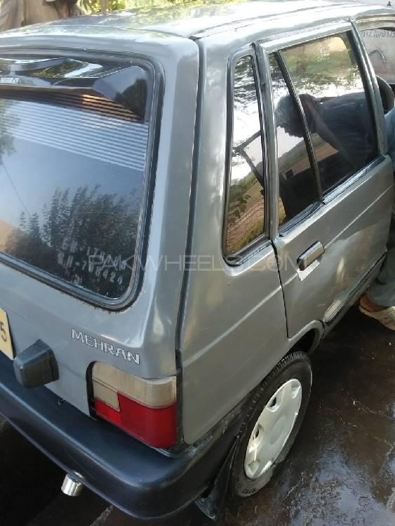 Suzuki Mehran VX (CNG) 1995 Image-1