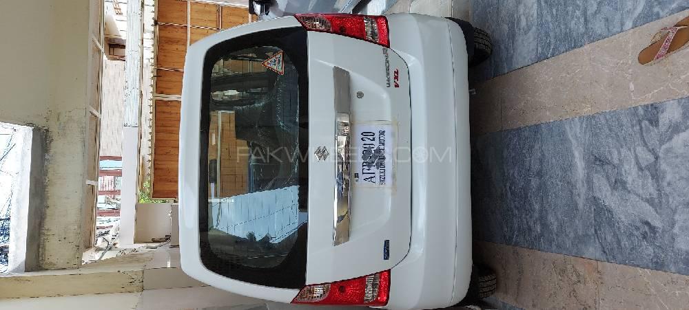Suzuki Wagon R AGS 2020 Image-1