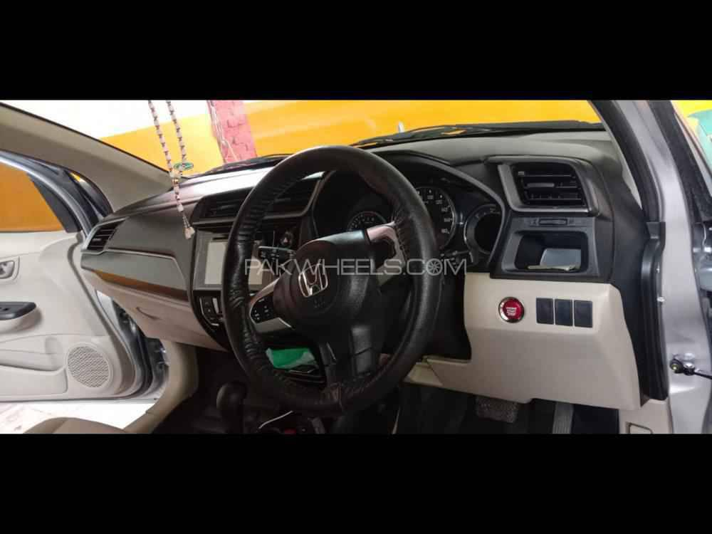 Honda BR-V 2020 Image-1
