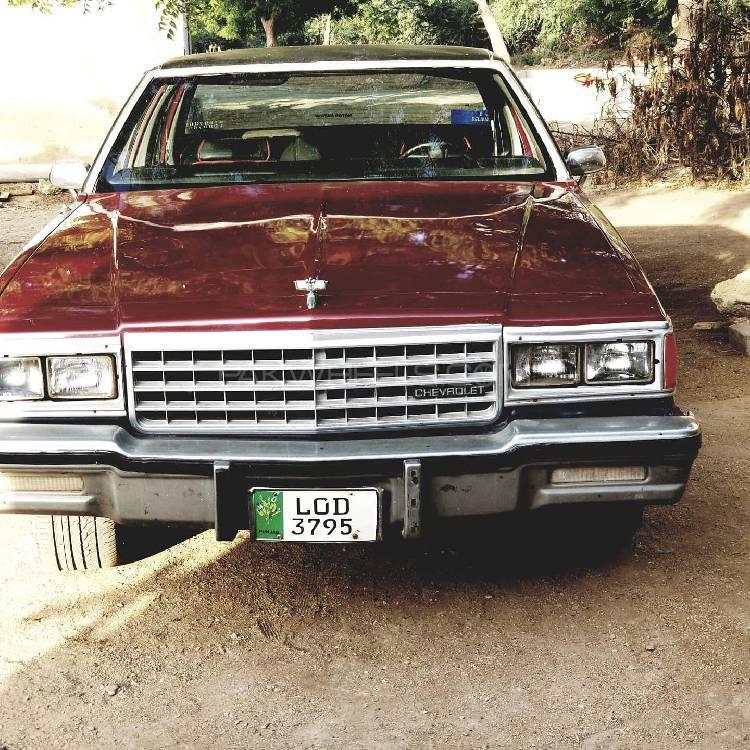 Chevrolet Caprice 1985 Image-1