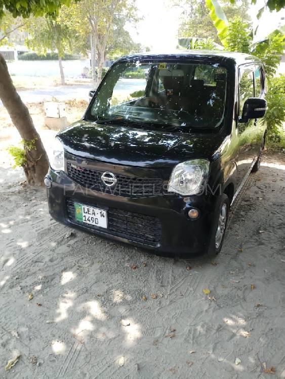 Nissan Moco Dolce G  2012 Image-1