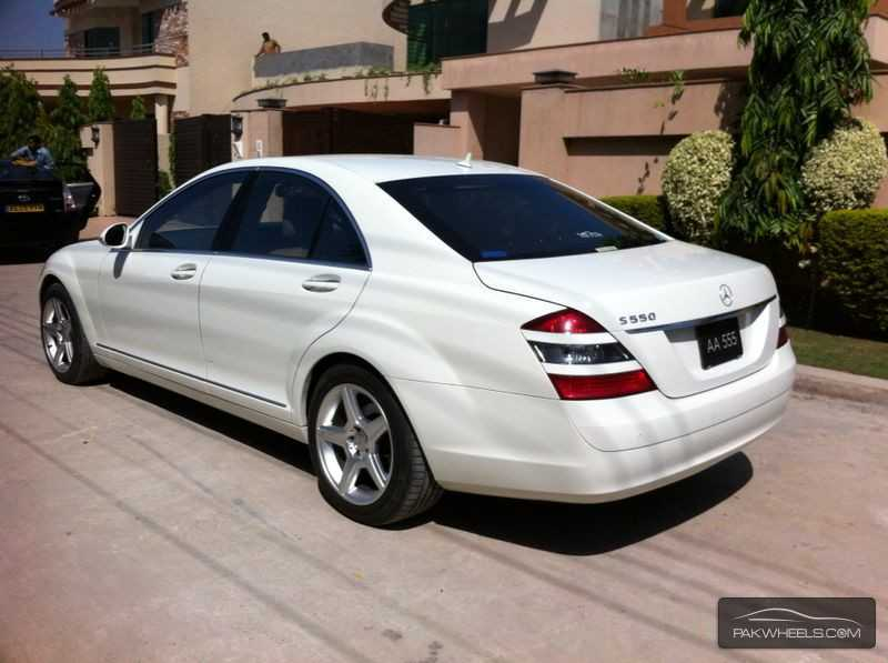 Mercedes benz s class s500 2007 for sale in faisalabad for 2007 mercedes benz s class s550 for sale