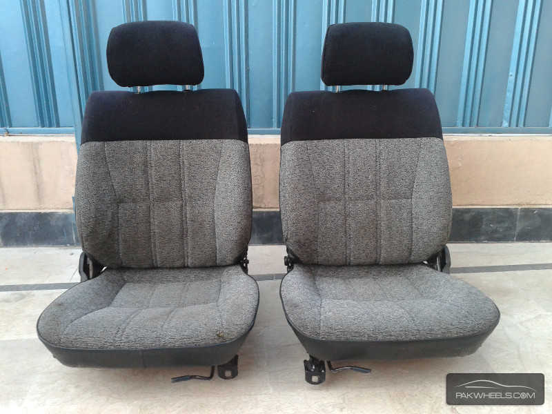 Toyota corolla 1982 bucket fabric seats Image-1