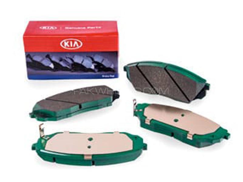 KIA Picanto 2019-2020 Genuine Front Brake Pad 58101-1YA15 Image-1