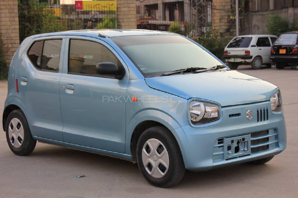 Suzuki Alto S Package 2016 Image-1