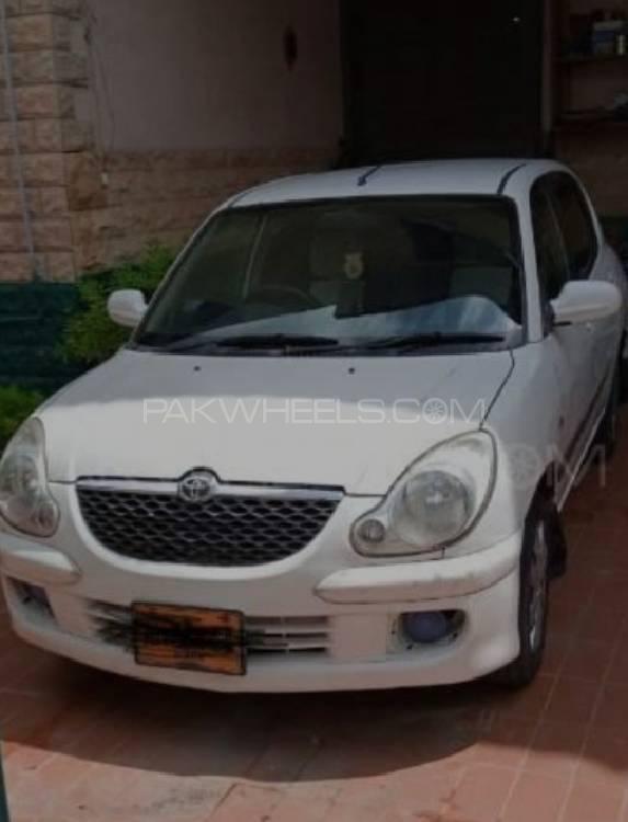 Toyota Duet 2004 Image-1