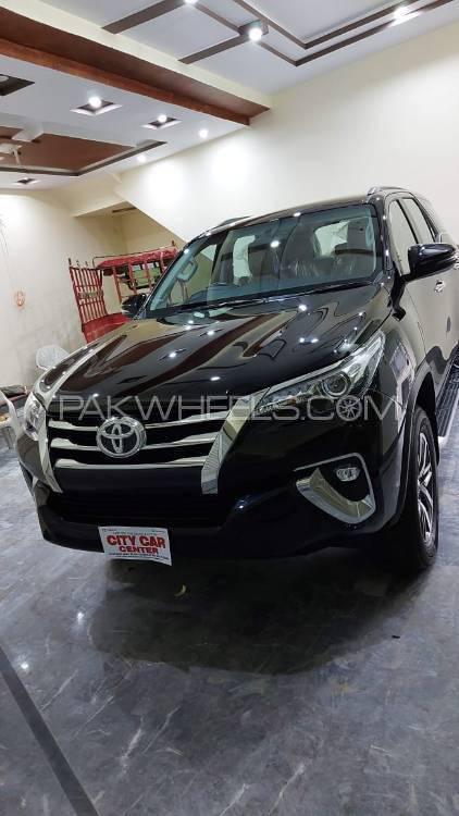 Toyota Fortuner 2.8 Sigma 4 2020 Image-1