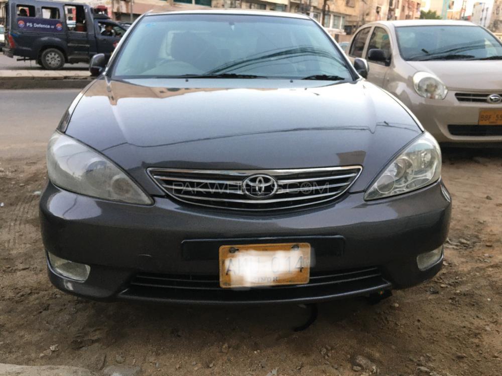 Toyota Camry G 2006 Image-1