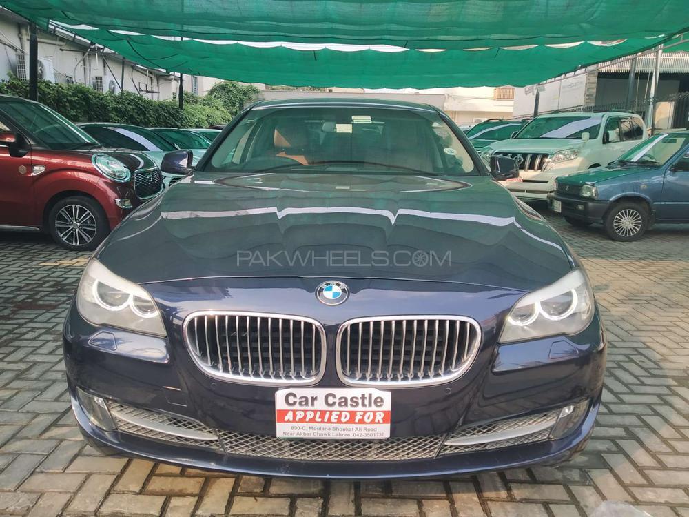 BMW / بی ایم ڈبلیو 5 سیریز 520d 2013 Image-1