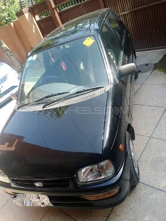 Daihatsu Cuore CX Ecomatic 2005 Image-1