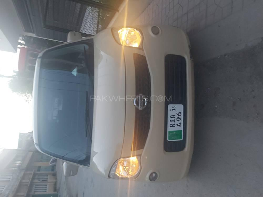 Nissan Moco Dolce G  2013 Image-1
