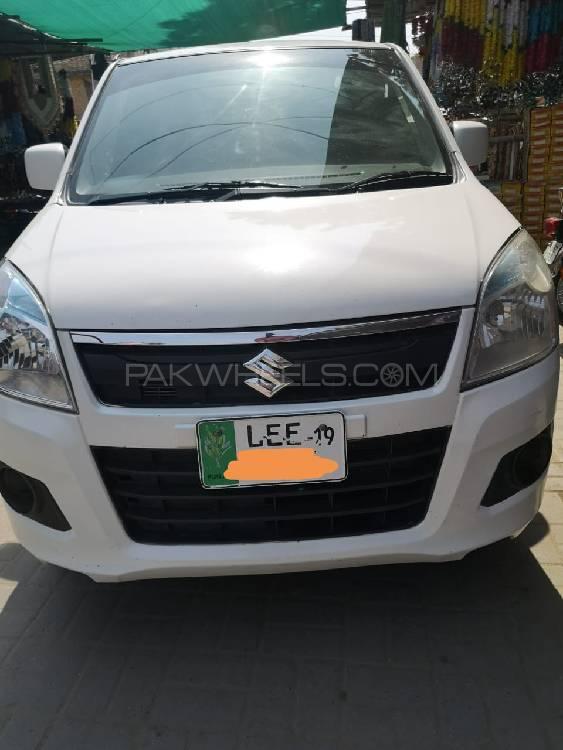 Suzuki Wagon R VX 2019 Image-1