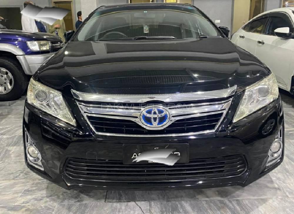 Toyota Camry Hybrid 2012 Image-1
