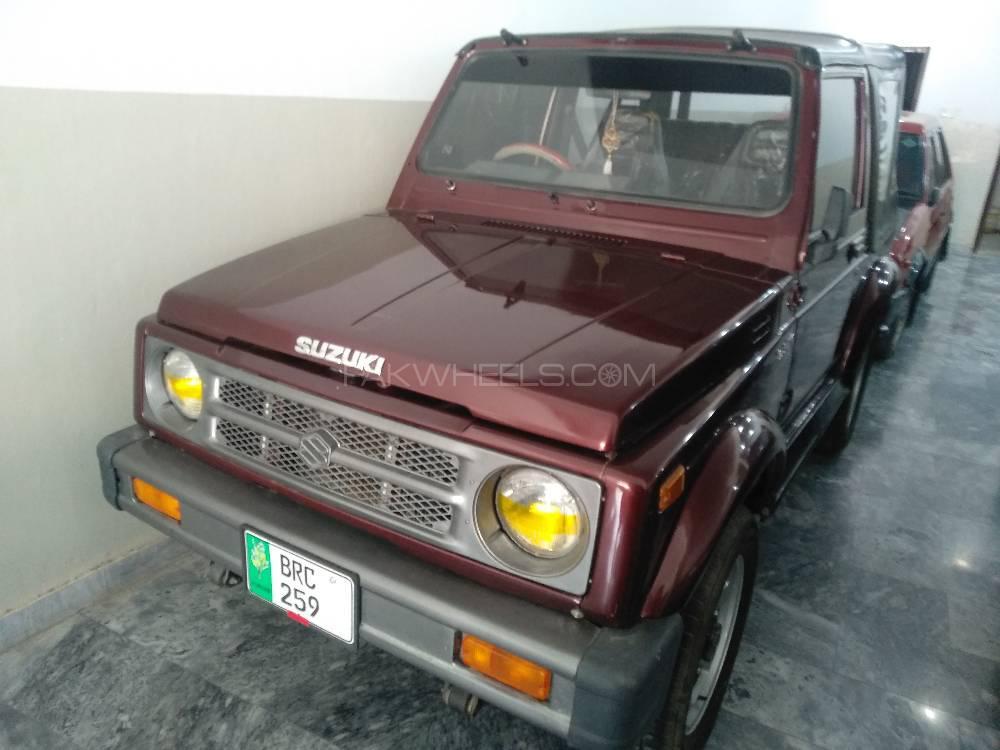 Suzuki Jimny GA MT 1985 Image-1