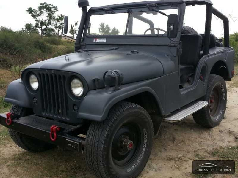 jeep oiiio 1960 for sale in rawalpindi