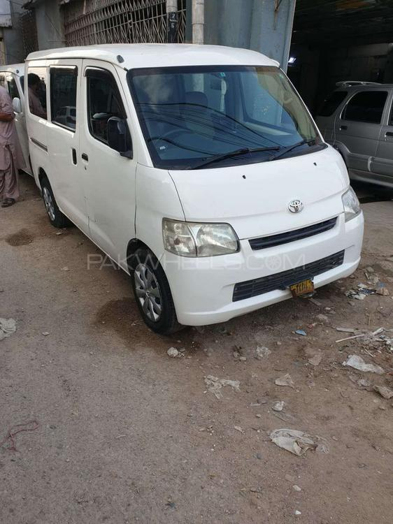 Toyota Town Ace 2012 Image-1