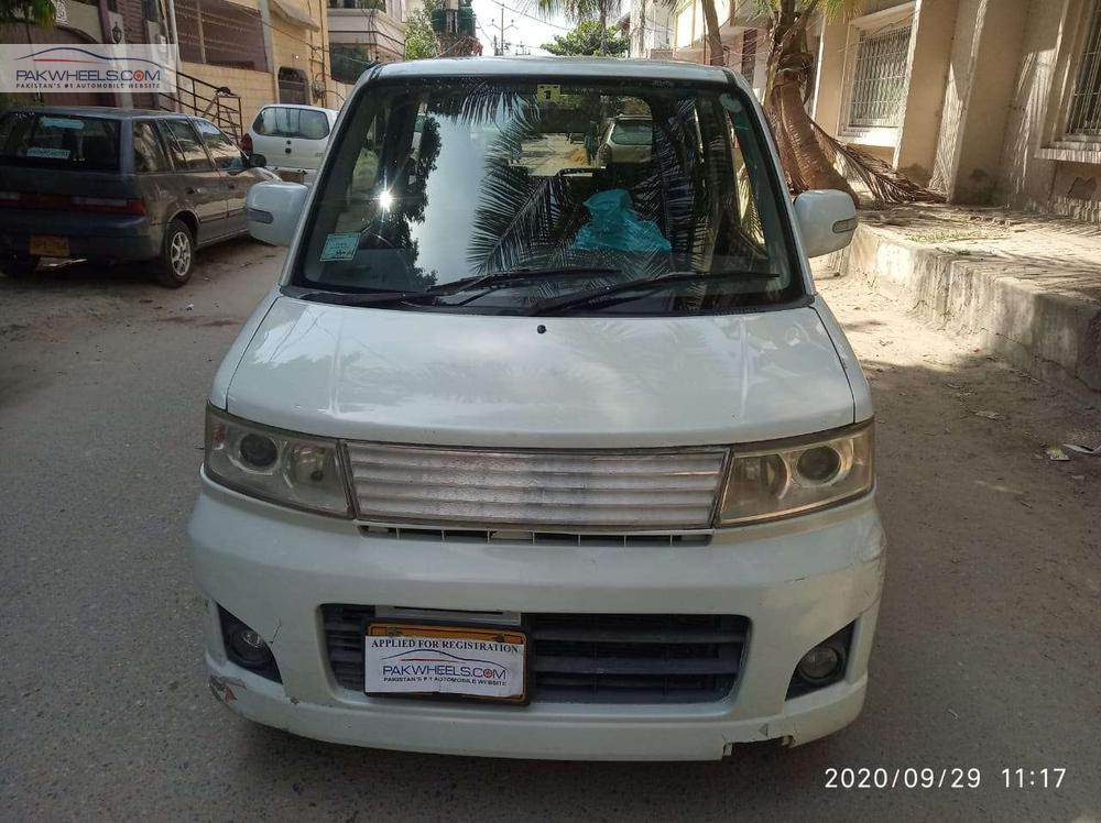Suzuki Wagon R Stingray X 2007 Image-1