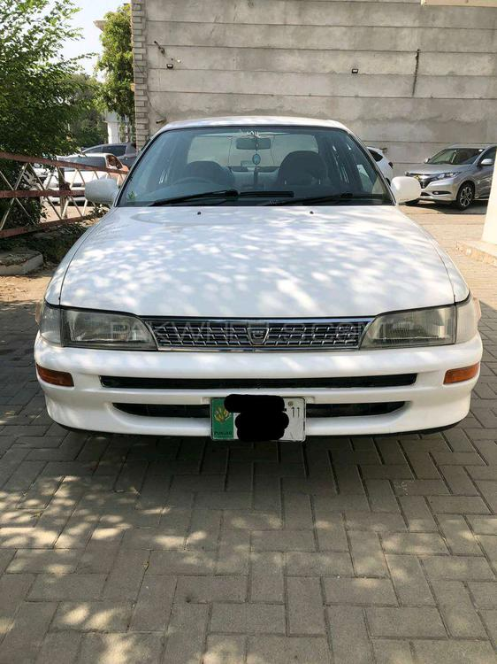Toyota Corolla 1992 Image-1