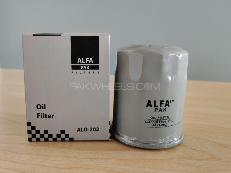 Toyota Corolla 2009-2014 Alfa Oil Filter Image-1