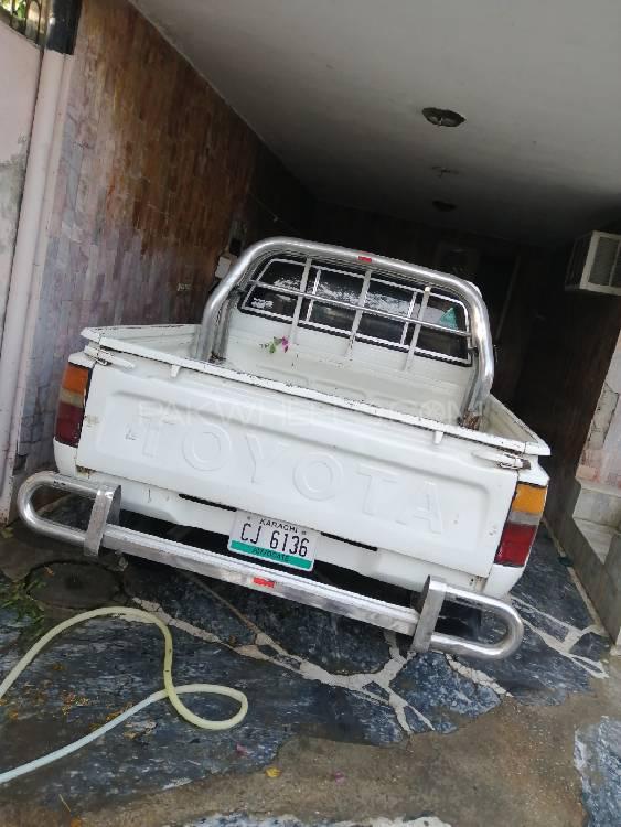 ٹویوٹا ہائی لکس ڈبل Cab 1994 Image-1