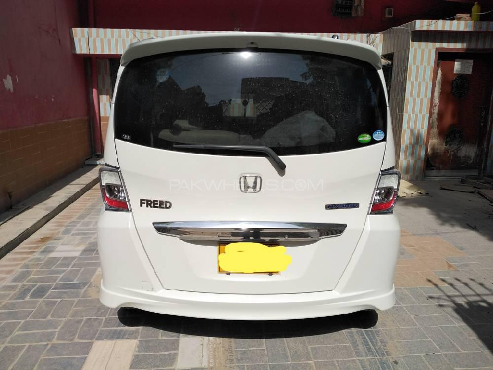 Honda Freed 2014 Image-1