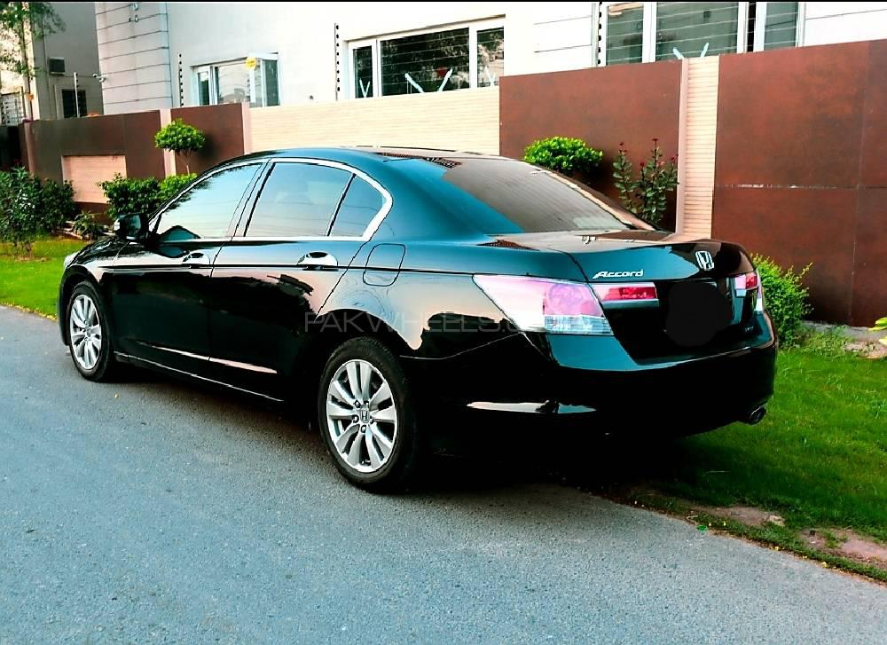Honda Accord Type S Advance Package 2012 Image-1