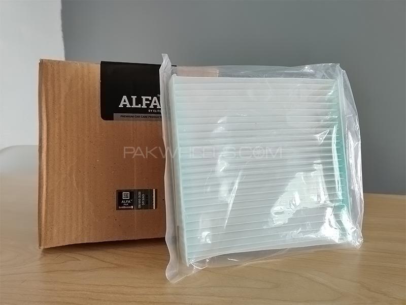 Honda Civic 2012-2016 Alfa Cabin Ac Filter Image-1
