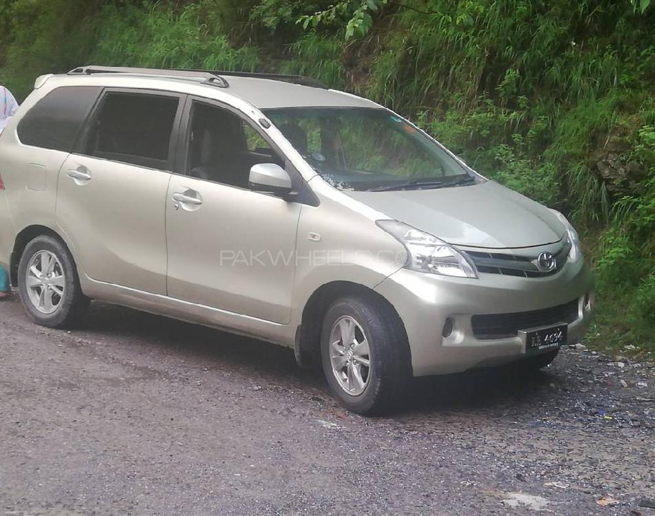 Toyota Avanza 2013 Image-1