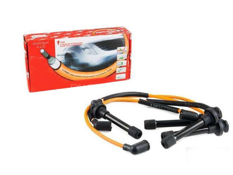 Suzuki Mehran 1988-2012 Engine Plug Wires Image-1