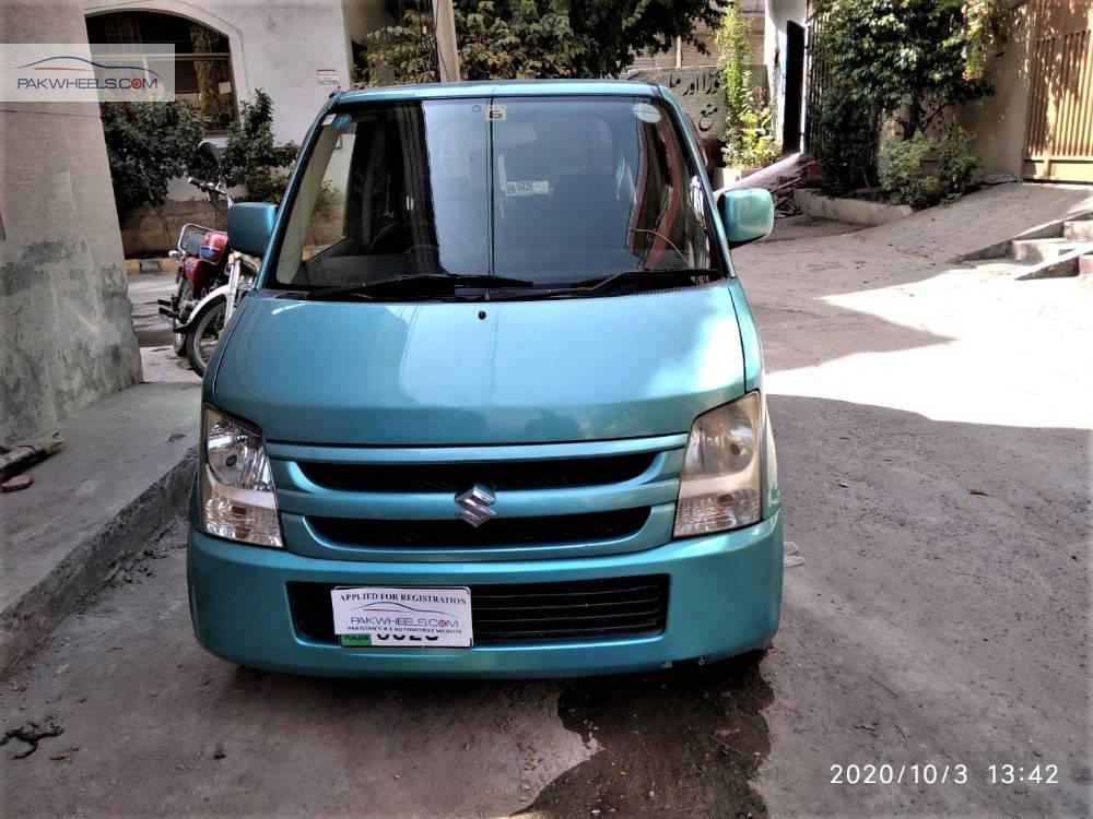 Suzuki Wagon R VXL 2006 Image-1