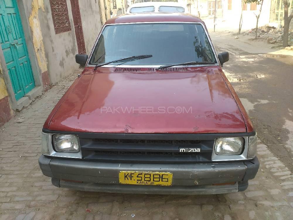Mazda B2200 1993 Image-1