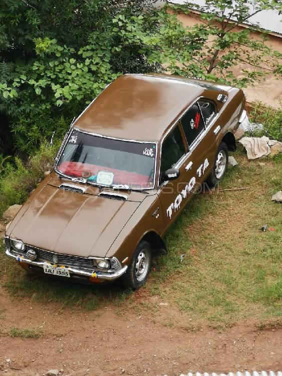 Toyota Corolla 2.0D 1974 Image-1