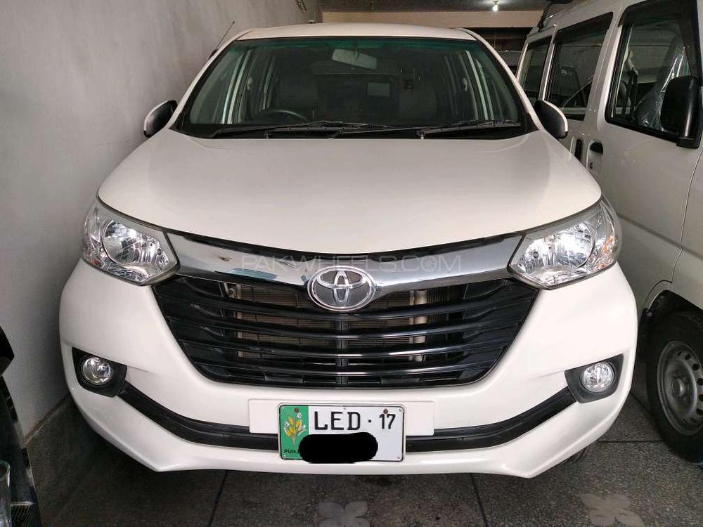 Toyota Avanza Standard 1.5 2017 Image-1