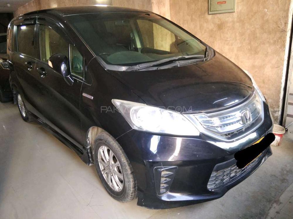 Honda Freed + Hybrid B 2012 Image-1