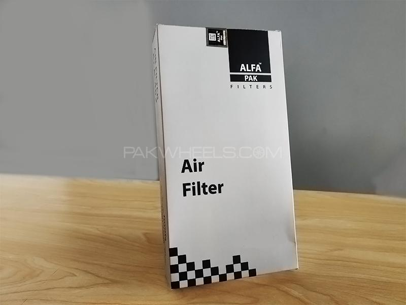 Suzuki Mehran 1988-2012 Alfa Air Filter  Image-1