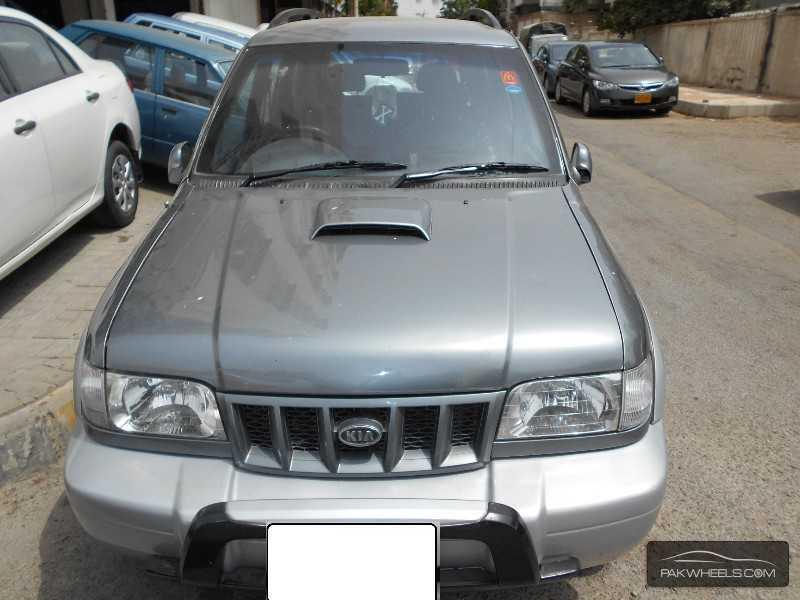 KIA Sportage 2.0 LX 4x4 2003 For Sale In Karachi