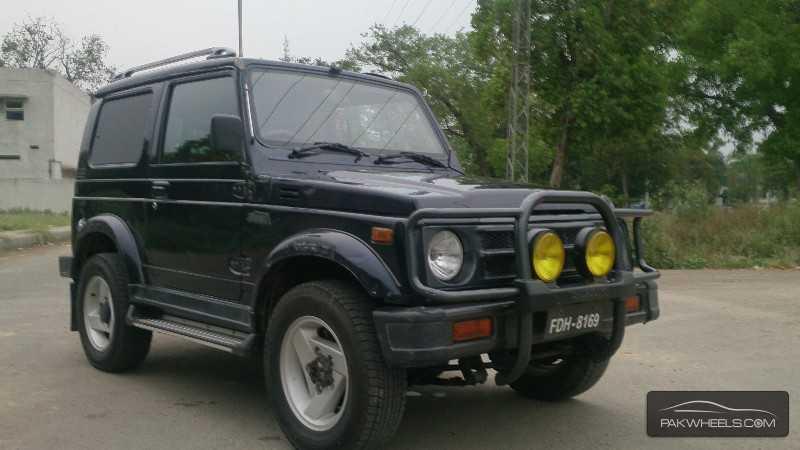 Used Suzuki Jimny Cars For Sale