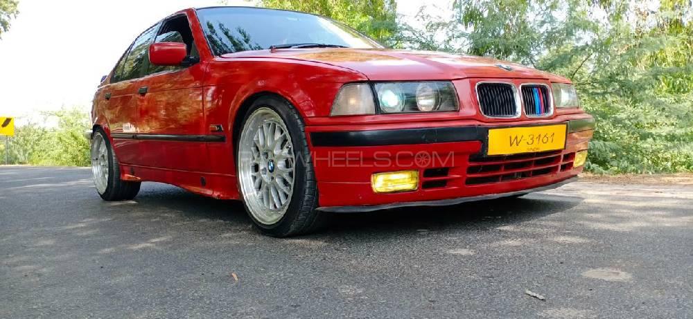 BMW / بی ایم ڈبلیو 5 سیریز 1992 Image-1