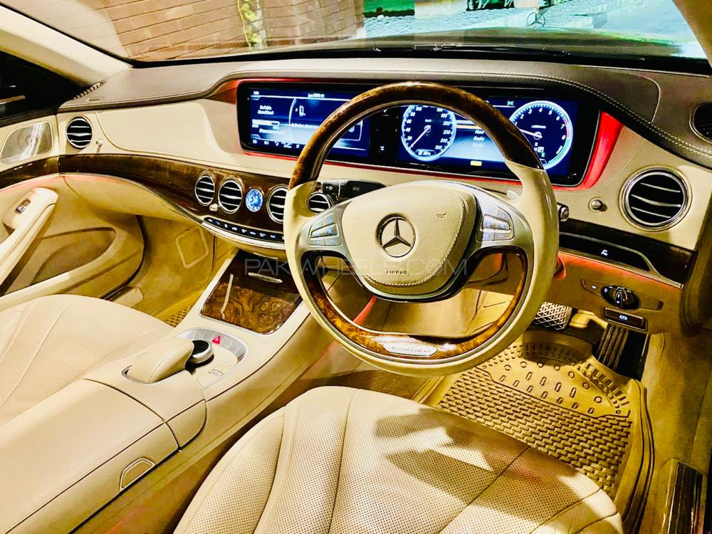 Mercedes Benz S Class S400L Hybrid 2014 for sale in ...